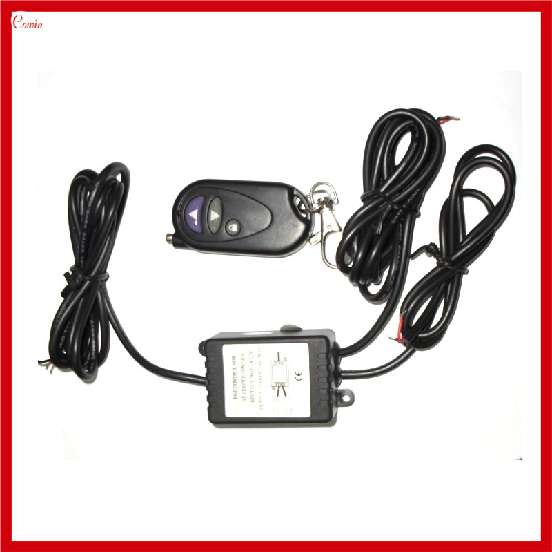 New 12V Car Auto DRL Daytime Running Light Led Flash Strobe Controller, Eagle Eye Remote Controller Relay(China (Mainland))