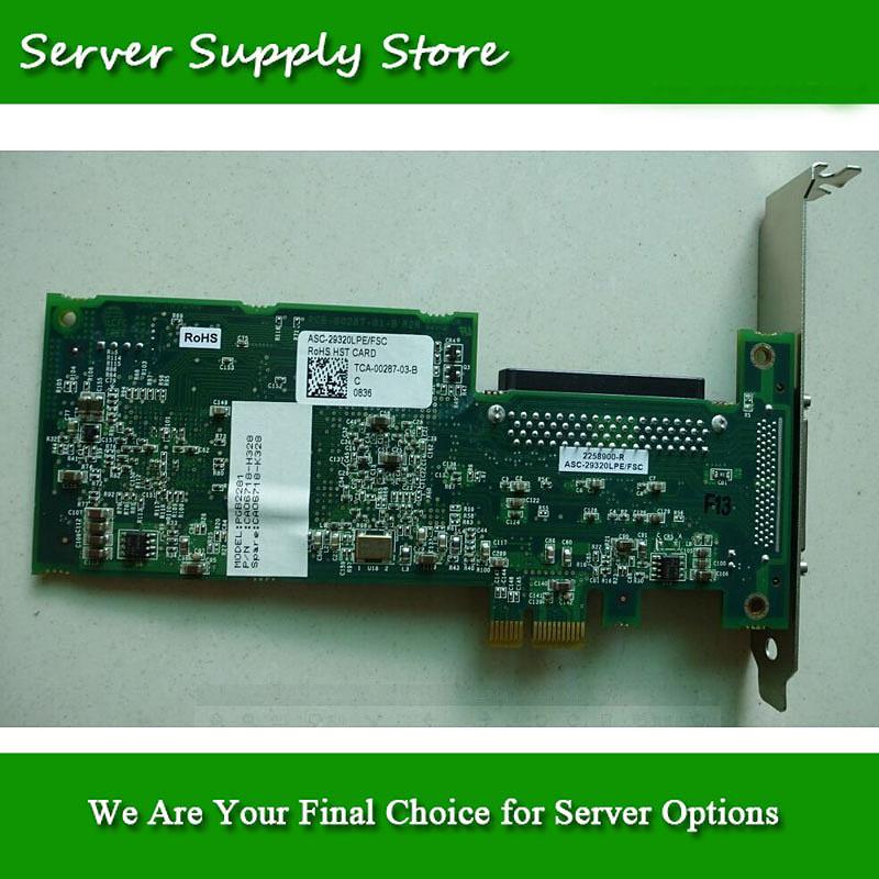 SCSI PCI De Las Tarjetas de los clientes - Compras en l�nea SCSI ...