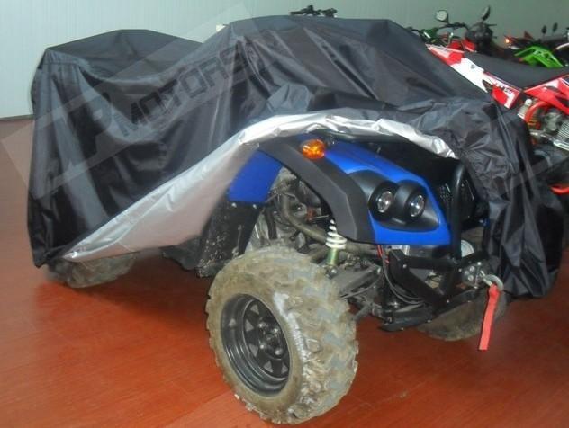 210x120x115cm 190T Quad Bikes ATV Motorcycle Waterproof Cover Dust WaterProof Fit For Honda Suzuki Yamaha Kawasaki(China (Mainland))