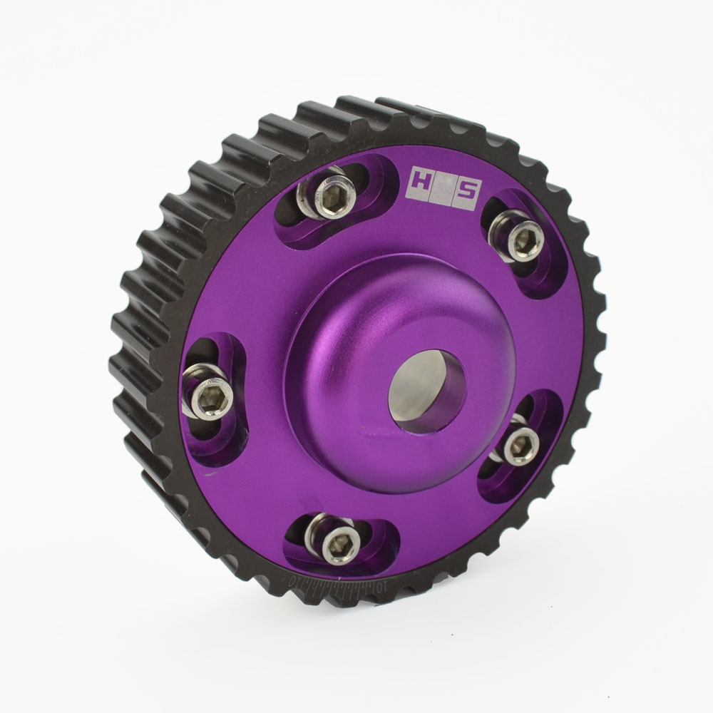 HK5 20V Purple Aluminum Ajustable Cam Gears TOYOTA Engine 4AGE 20V Cam Gear Cam Pully