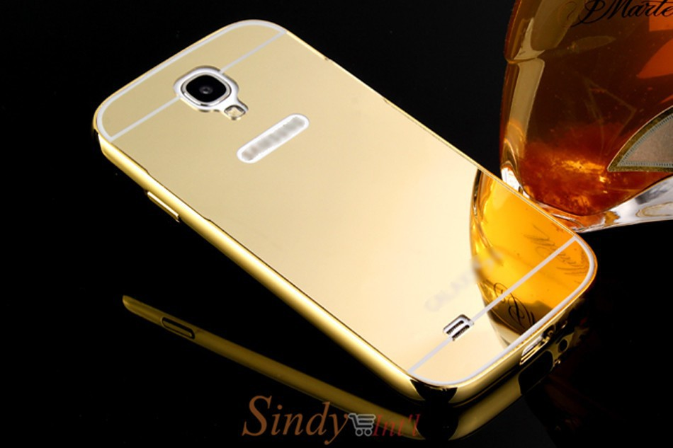 Sindy 2in1 Aluminum Bumper Case for Samsung Galaxy S47