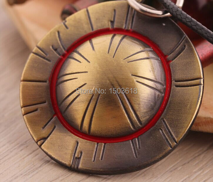 One Piece anime products / Luffy hat alloy metal necklaces men jewelry necklace wholesale trinket free shipping(China (Mainland))