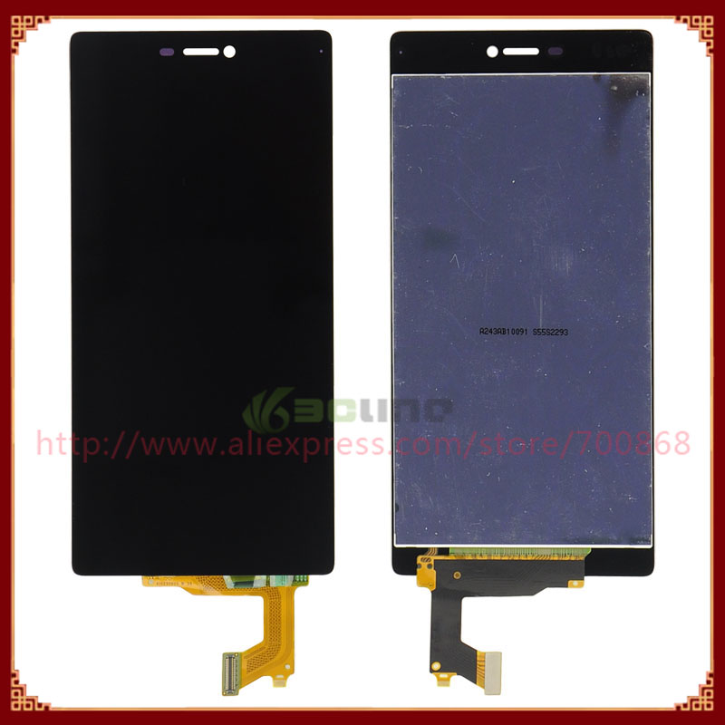 100 test lcd dispaly screen with touch screen digitizer. Black Bedroom Furniture Sets. Home Design Ideas