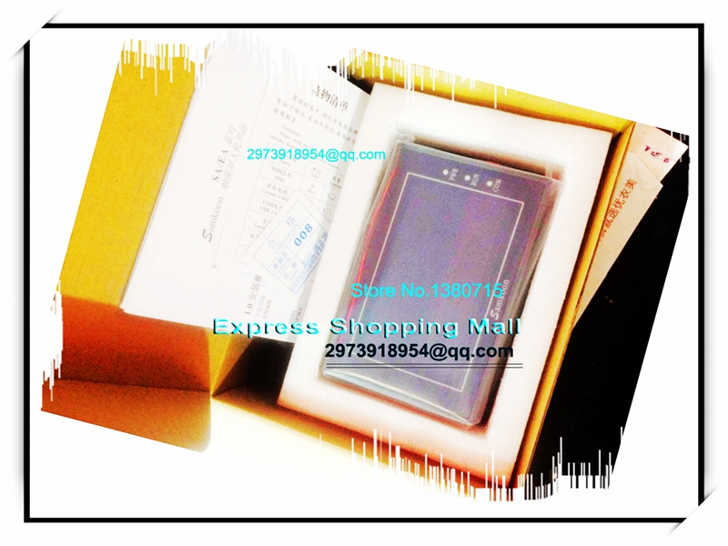 7 inch HMI touch Screen Samkoon E with programming cable and software A-070B<br><br>Aliexpress