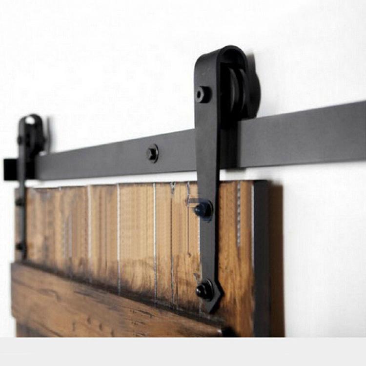 Rail pour porte coulissante industrielle images - Quincaillerie pour porte de grange coulissante ...