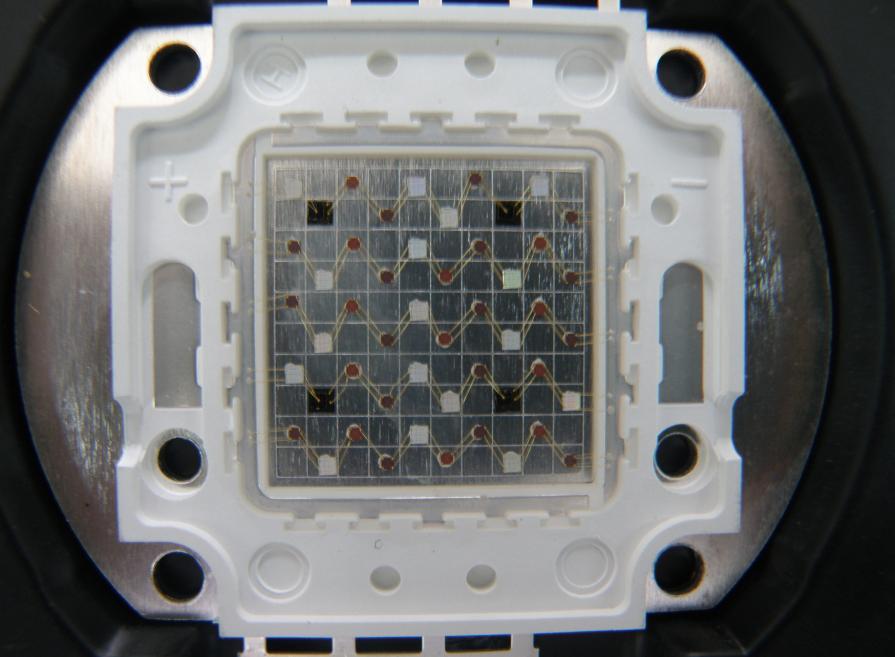 Indoor Medical Plants 50w Led Grow Light Chip Uv Ir New
