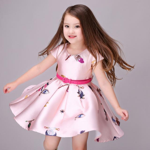 Bonito Vestidos De Fiesta Para Niñas Adolescentes Regalo - Ideas de ...