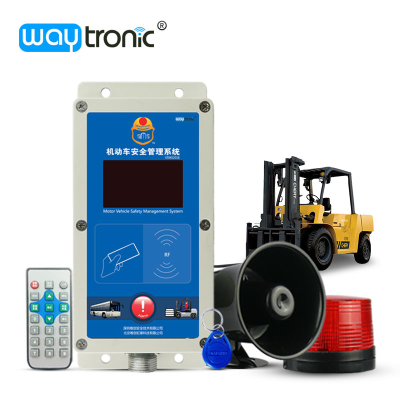 Forklift Security Proximity Warning Alert System Speed