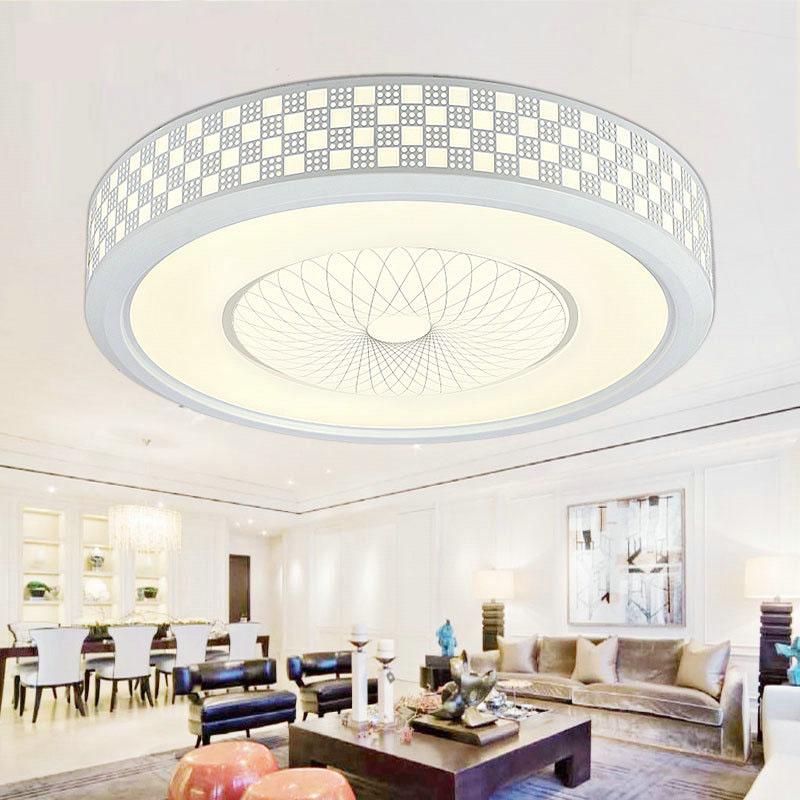 24W Creative Arts Round LED Ceiling Light 110-240V<br><br>Aliexpress