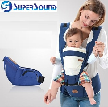 Orthopaedic Doctor Recommended Breathable Multifunctional Baby Carrier Infant Baby Sling Backpack Pouch Wrap Baby Kangaroo 3-48M