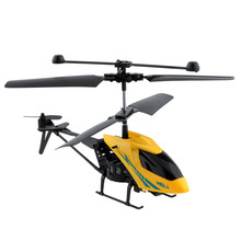 Mini Remote Control Aircraft  Kid toys Shatter Resistant 2.5CH RC Helicopter Toy best gift for kid