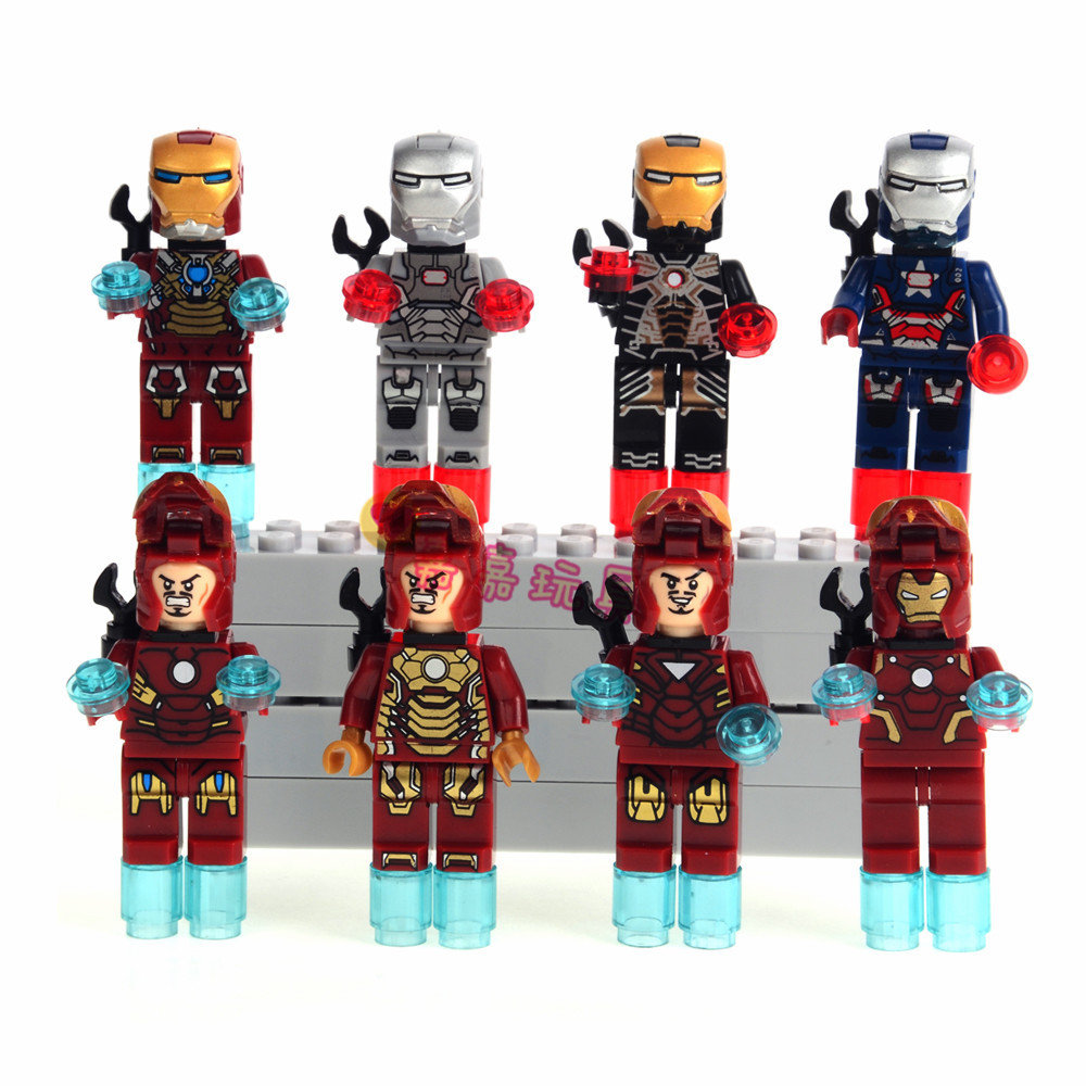 Lego Figures Toys : The gallery for gt lego super heroes figures