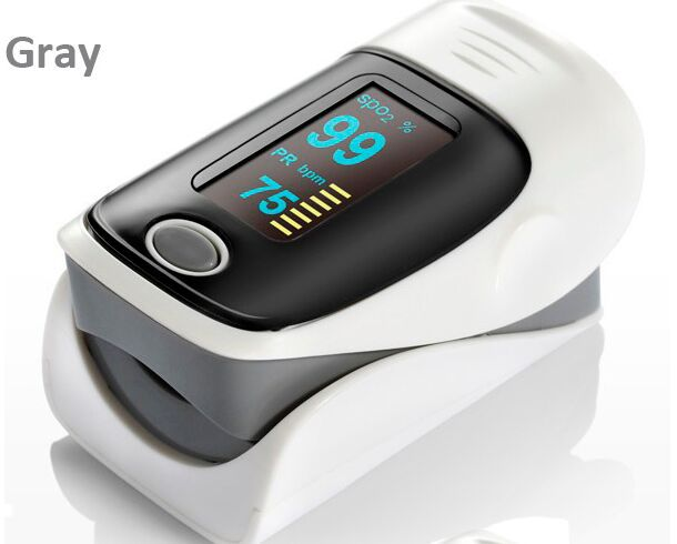 Fingertip Pulse Oximeter Oximeter SPO2 Oxygen Monitor with O LED Display