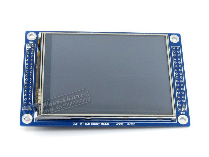 LCD module 3.2inch 320x240 Touch LCD (C) 3.2'' LCM TFT Display Touch Screen Module Graphic LCD(China (Mainland))