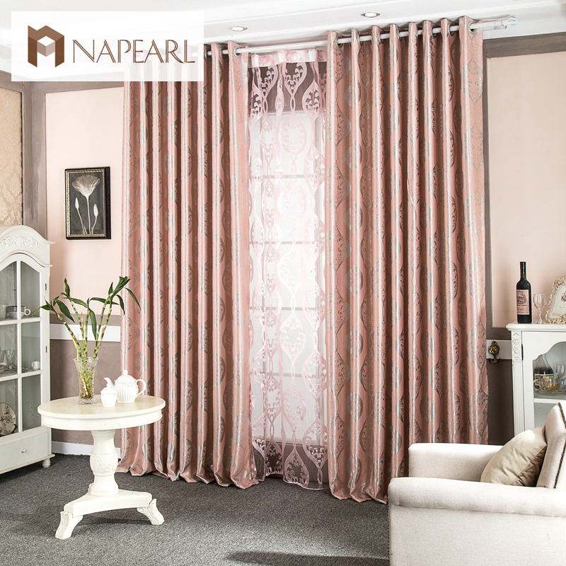Buy Luxury Chinese Curtains Living Room Curtains Window Blackout Modern Curtain