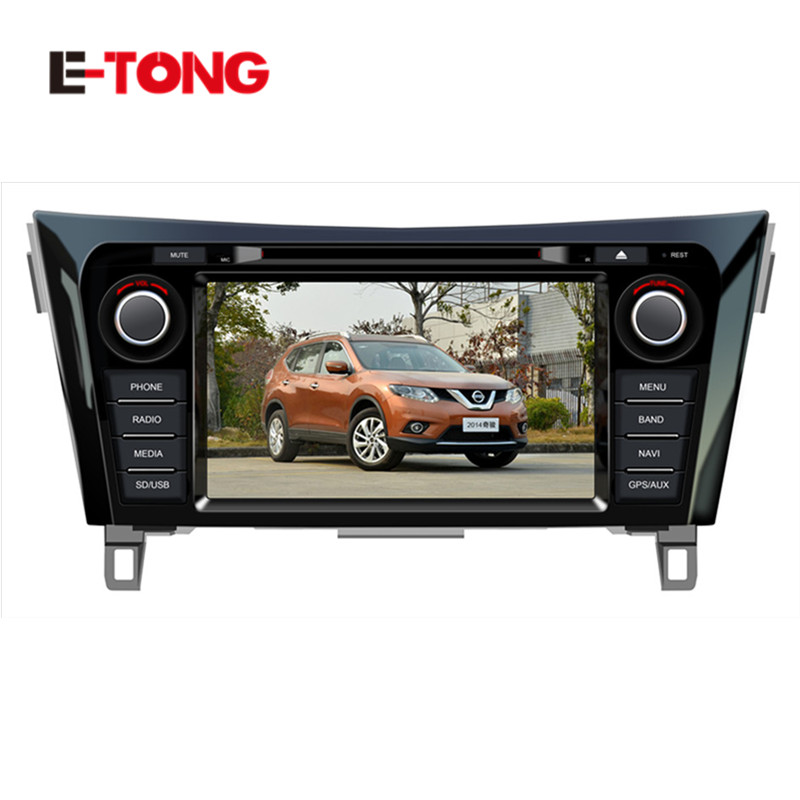Car DVD Player Special For Nissan X-trail With Mutil- Language ,Free Map, Steering Wheel ,Bluetooth Phone Call ,Radio, 3G Wifi 1(China (Mainland))
