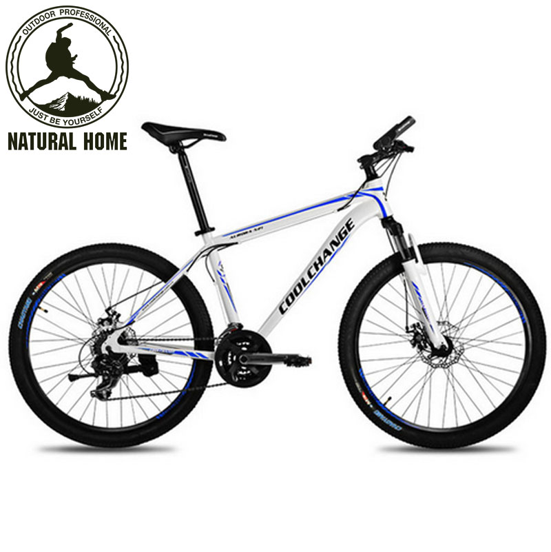 [NaturalHome] Brand MTB Bicycles for Mens Women Unisex 21 Speed 26 inch Mountain Bikes Bicycle Road Racing Mountain Bike(China (Mainland))