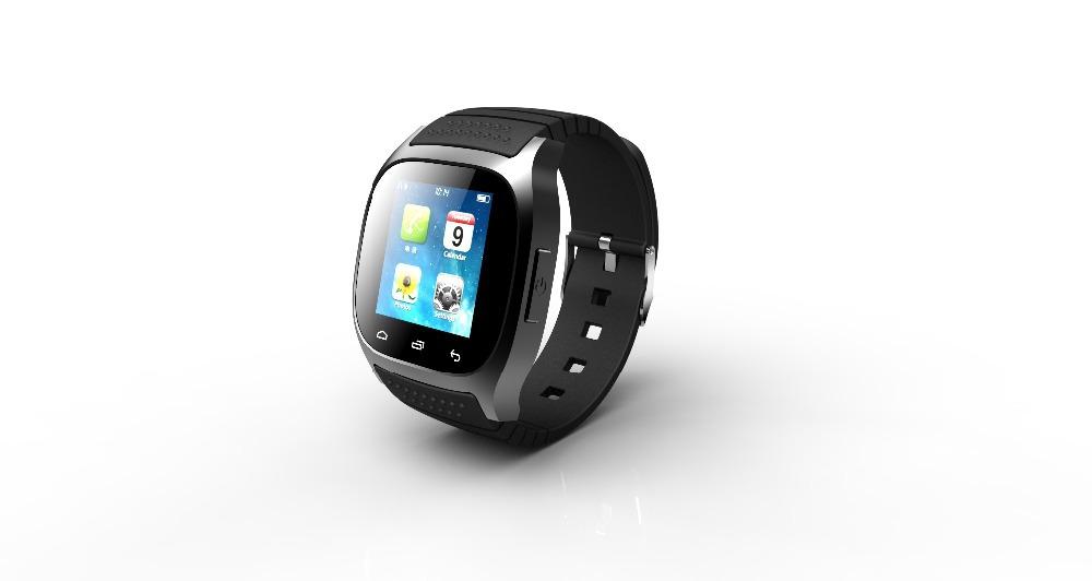 2014 Newest digital Bluetooth Pedometer smart mobile watch(China (Mainland))