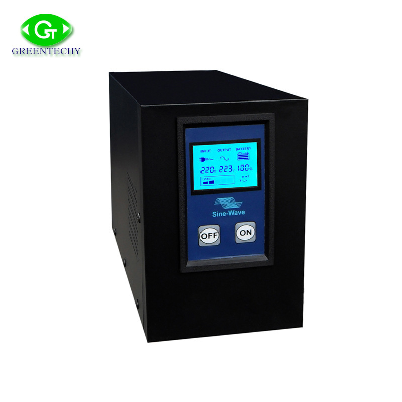 500W solar inverter 12v switch 220v machine with a charging source inverter manufacturers(China (Mainland))