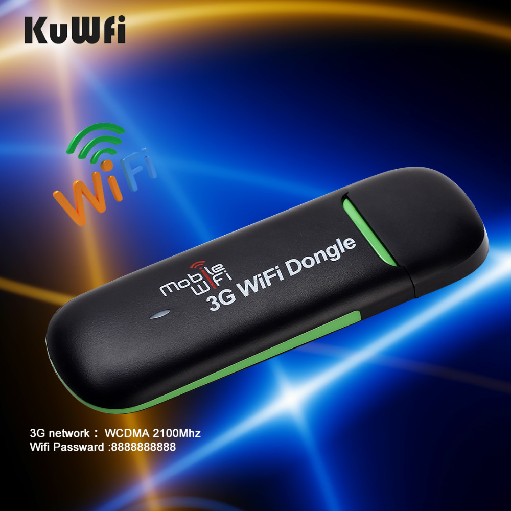 Mobile Wireless Wifi Router Car Wifi Dongle Support 3G 2100mhz Mini 3G WiFi Dongle 7.2Mbps 3G USB Modem with SIM Card slot(China (Mainland))