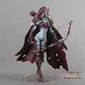 WOW Darkness Ranger Lady Sylvanas Windrunner 7 PVC Action Figure Collection Model Toy K136
