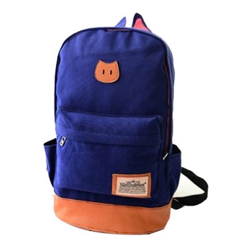 Hot Sales Campus Girl Shoulder Bag Women Backpack School Bags For Teenagers Men Canvas Backpacks Travel Hiking Bags Rucksack(China (Mainland))