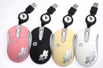 fashion quality flower famous brand opitical computer mouse Flex Wired 3D Laptop mouse 12pcs
