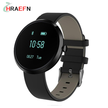 Buy Hraefn H09 Bluetooth Smart Band Heart Rate Monitor Blood Pressure Fitness Tracker Bracelet sport Wristband Watch Android IOS for $48.38 in AliExpress store