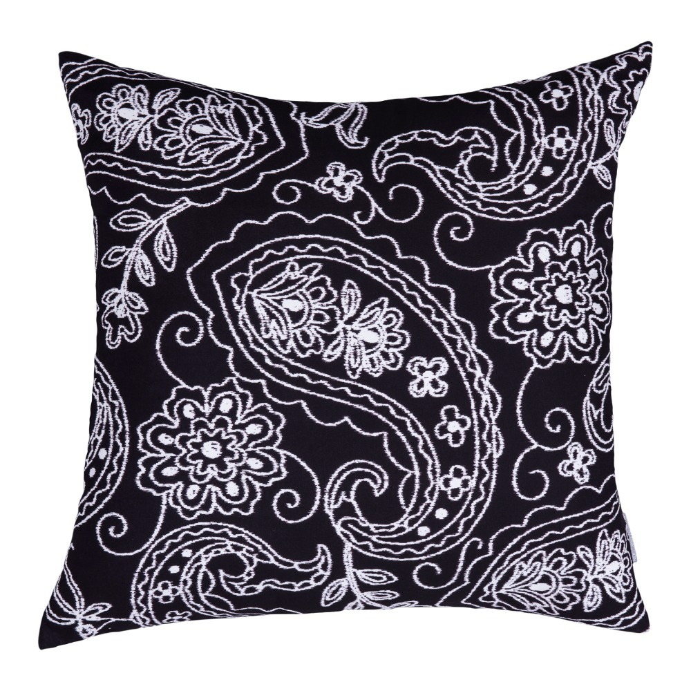 Decorative throw pillows floral cushion cover new design for Decorative furniture covers