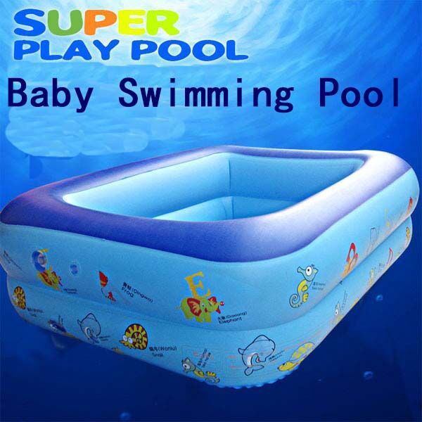 Inflatable cheap portable swimming pools for babies blow for Cheap inflatable pool