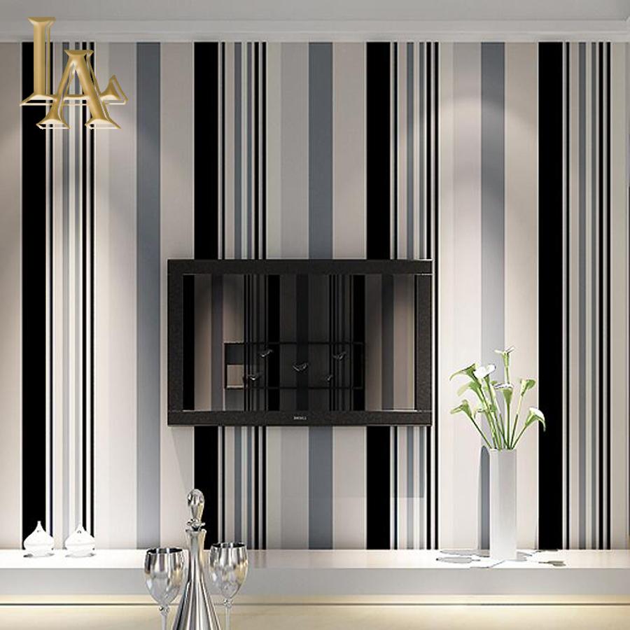 Achetez en Gros black grey white wallpaper en Ligne à des ...