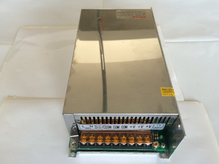 Single S50024 24V20A power switching supply mechanical manufacturers led light box<br><br>Aliexpress