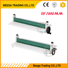 Wholesale Cold Laminator All Metal Frame 650mm Manual Laminating Machine Photo Vinyl Protect Rubber(China (Mainland))