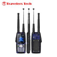 Original VHF Walkie Talkie PTT Rugged Waterproof Mobile Phone Olive W18 GSM CDMA 450MHz 2.4 Inch Screen 3000mAh 3MP Dual SIM(China (Mainland))