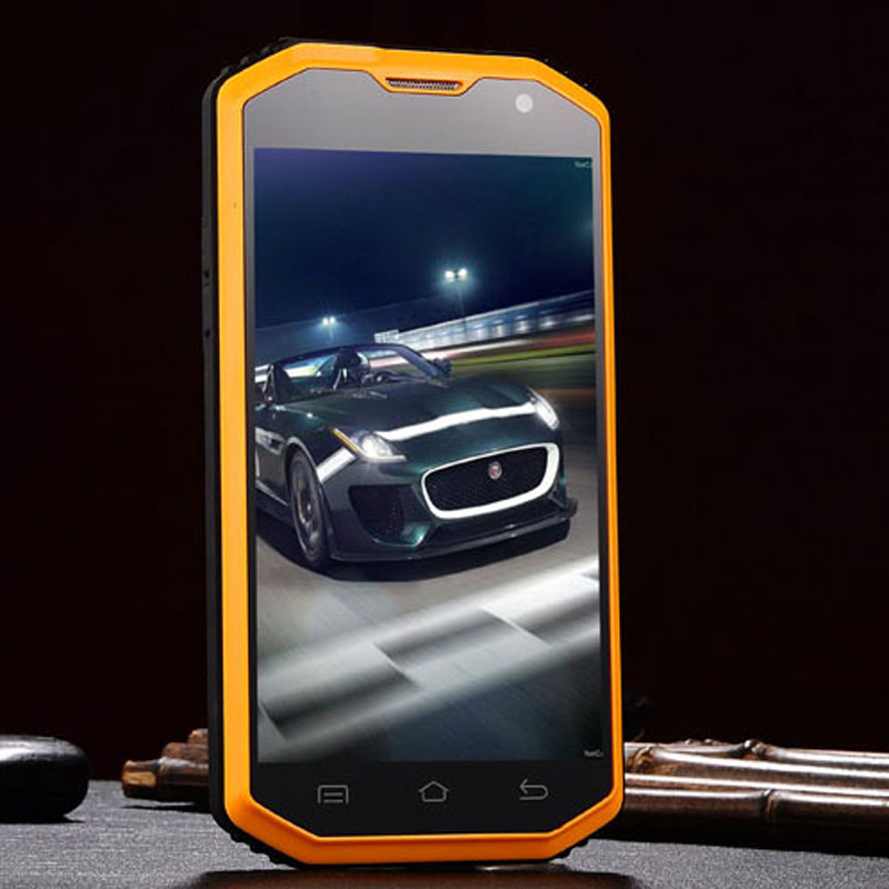 Original Android H8 Shockproof Dustproof MTK6572 Dual Core Outdoor GPS 3G Waterproof Plastic Material Smart Mobile Phone P123(China (Mainland))