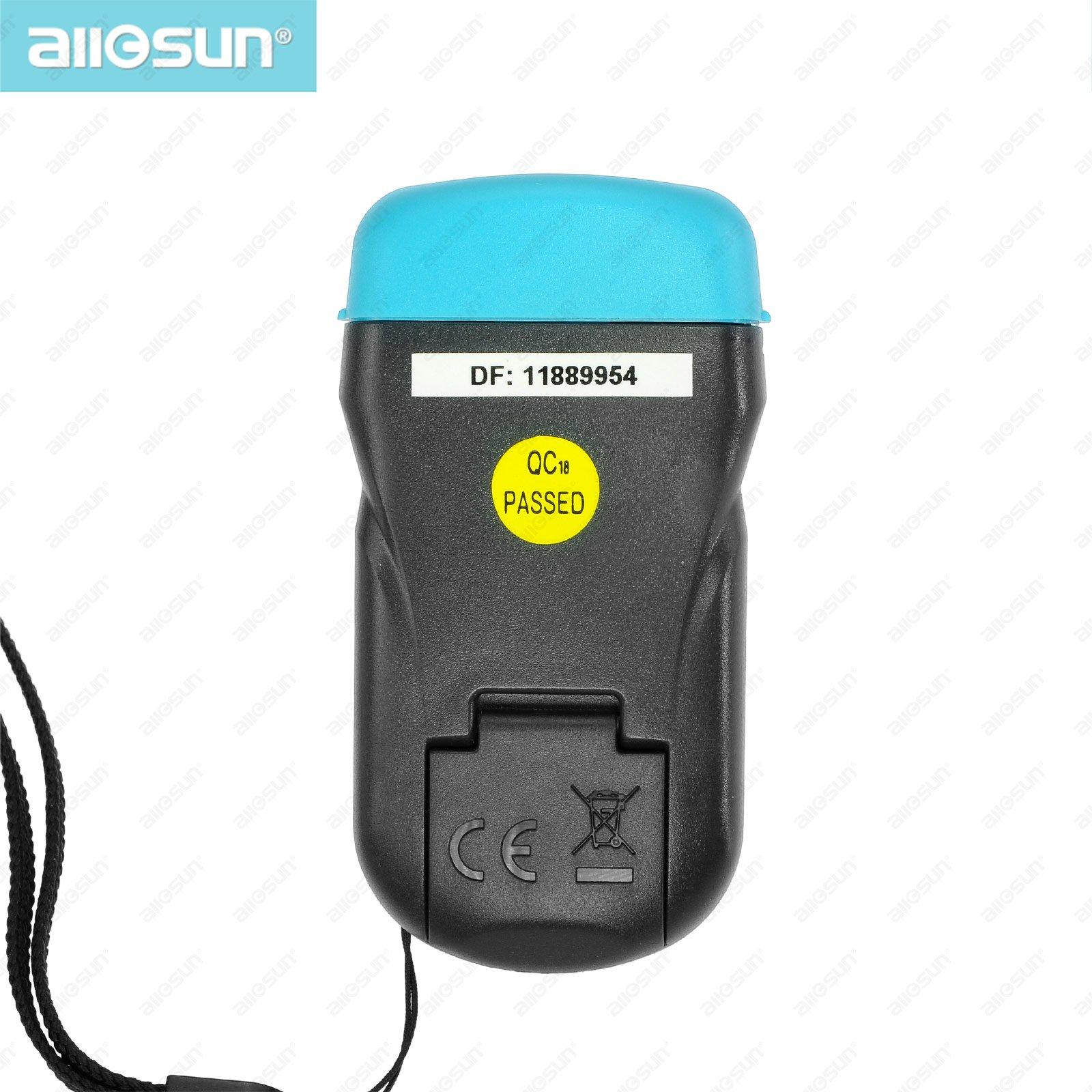 all-sun EM4813 Wood Building Material Moisture Meter Portable Environment temperature Tester Durable Moisture Meter<br><br>Aliexpress