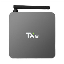 Buy Smart Tv Android 6.0 Amlogic S912 Octa core Set top box 2G 32G Android TV Box HDMI H.265 WIFI Media Player Smart tv box New TX8 for $72.00 in AliExpress store