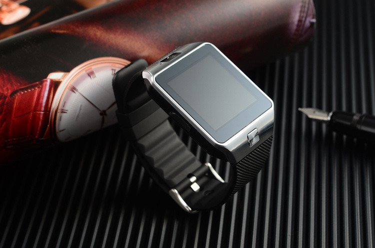image for Big Sale Bluetooth Smart Watch Support SIM TF Card Wristwatch For Andr