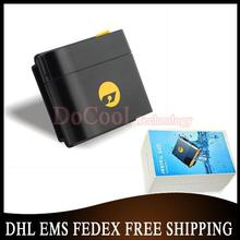 Free DHL EMS 100pcs/lot IPX-6 Waterproof TK108 Professional GPS Tracker Can Insert Collar For Dog Pet Monitor Tracking(China (Mainland))