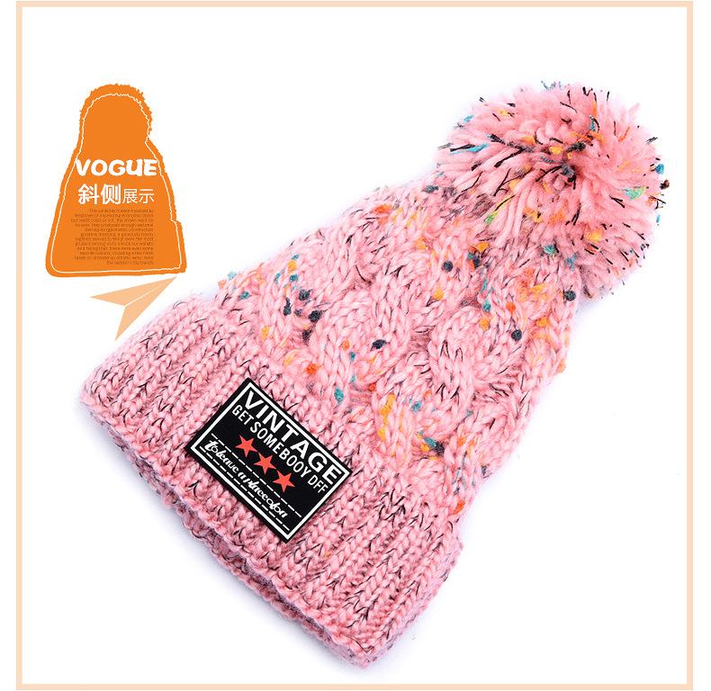2016 мода трикотажные зимние шапки для женщин Skullies шапочки шляпу цоколь Gorros маска балаклава кость бонне