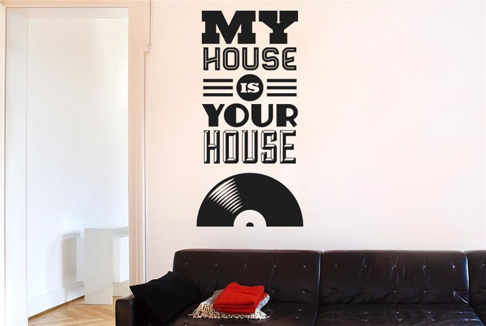 Popular house music stickers buy cheap house music for My house house music