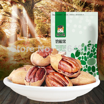 Wholesale Chinese Nut small walnut dried fruit 200g butter pecan flavor longevity fruit pecan delicious snacks