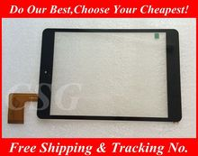 Original 7.85″ Explay SM2 3G Trend 3G Mystery MID-783G Turbopad 704 touch screen panel Digitizer Glass Sensor Free Shipping