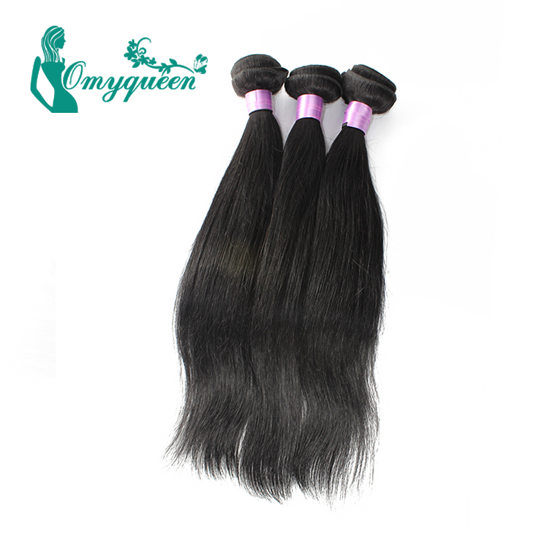 Malaysian straight hair 6A grade Malaysian virgin straight hair weave 3 bundles Unprocessed Malaysian hair remy human hair weave