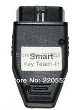 2016 M-B Smart key teach-in for M-B Smart KEY PROGRAMMER BY OBD smart key teach in free shipping(China (Mainland))