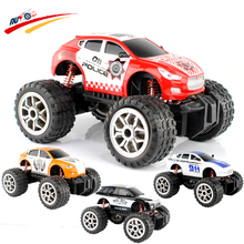 RC Car 4CH Bigfoot Car Raptor Cross Country Racing Car Remote Control Car Model Off-Road Vehicle Monster truck Toy(China (Mainland))
