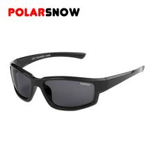 POLARSNOW Polarizada Esporte Óculos De Sol Dos Homens Da Marca Do Vintage 2016 Novo Ao Ar Livre Pesca/Condução óculos de Sol Óculos Oculos de sol Masculino