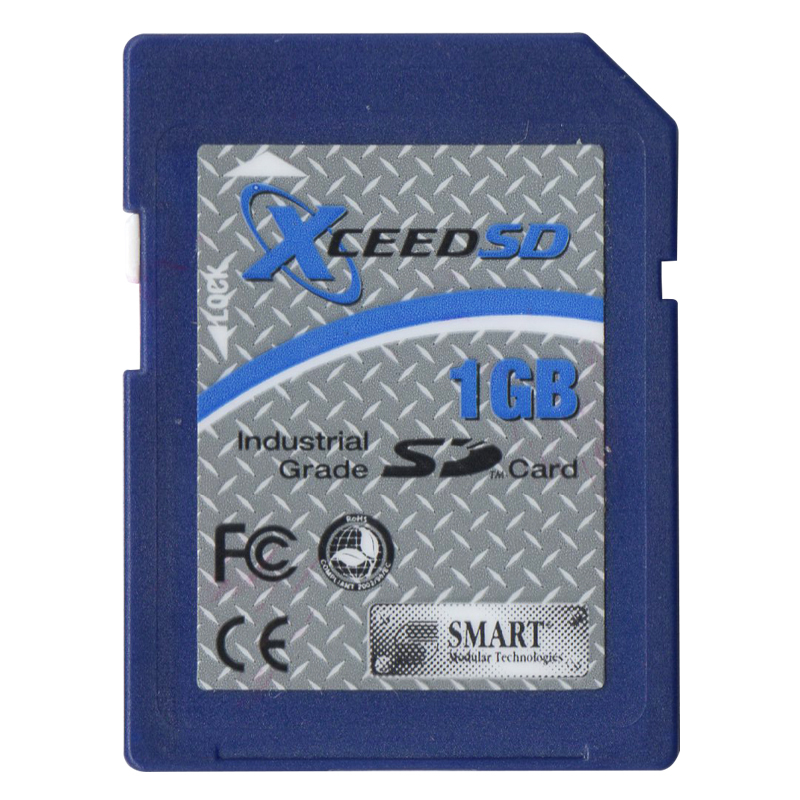 Exceed Industrial Grade 1GB SD Memory Card Smart 1GB Secure Digital Card(China (Mainland))