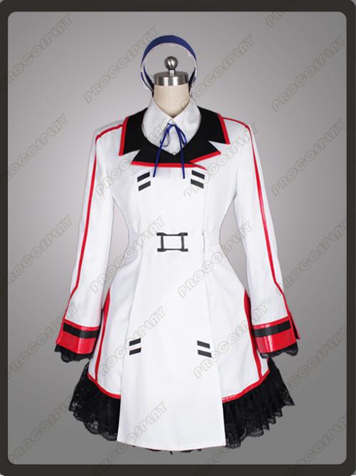Infinite Stratos Cecilia Alcott Cosplay Costume Одежда и ак�е��уары<br><br><br>Aliexpress