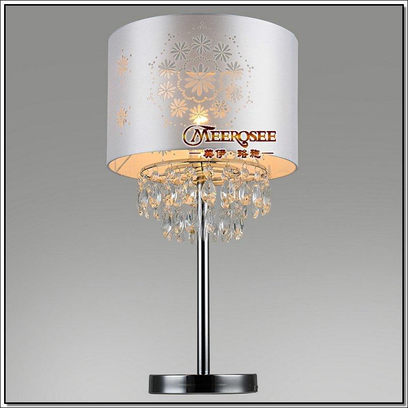Acquista all 39 ingrosso online lampada da tavolo in cristallo da grossisti lampada da tavolo in - Lampade da lettura a letto ...